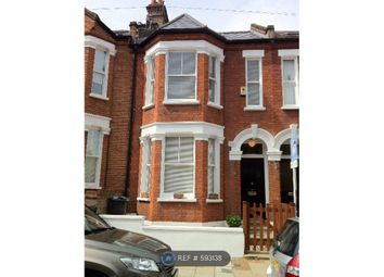 Thumbnail 5 bed terraced house to rent in Brayburne Avenue, London