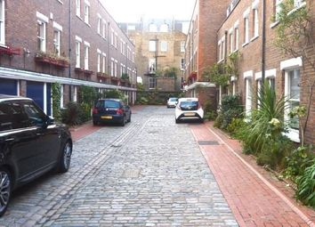 Thumbnail 2 bedroom mews house to rent in Shrewsbury Mews, London
