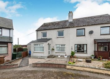 Thumbnail 4 bedroom semi-detached house for sale in Rovers Crescent, Balintore, Tain