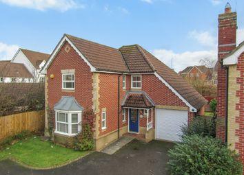 4 bed detached house for sale in Snipe Close, Kennington, Ashford TN25