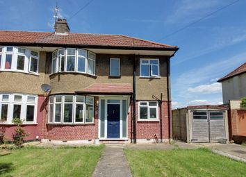 Thumbnail 3 bed semi-detached house for sale in College Gardens, Enfield