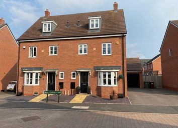 Moat House Lane, Marston Green, Solihull. B37. 4 bed semi-detached house