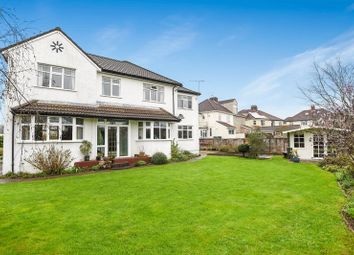 Thumbnail 4 bed detached house for sale in Abbey Road, Westbury-On-Trym, Bristol