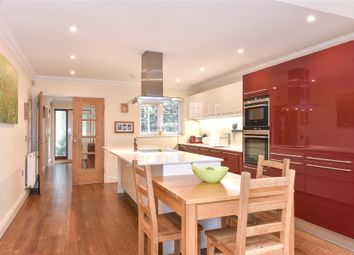 Thumbnail 4 bed detached house for sale in Blake Close, Crowthorne, Berkshire