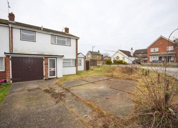 Thumbnail 3 bed end terrace house for sale in Hillside Road, Southminster