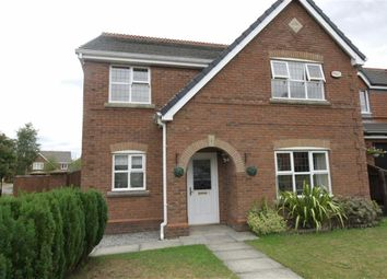 Thumbnail 4 bed detached house for sale in Galloway Drive, Upholland