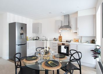 Thumbnail 2 bed flat for sale in Wedgewood Way, Stevenage