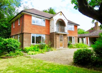 Thumbnail 3 bedroom detached house for sale in Crescent Road, Burgess Hill