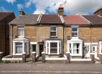 Thumbnail 2 bedroom terraced house for sale in Saxon Road, Faversham