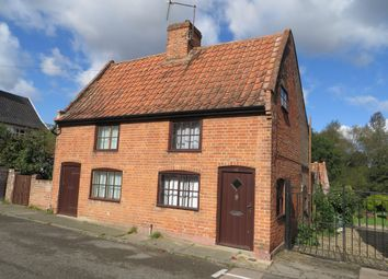 Thumbnail 2 bed end terrace house to rent in Chediston Street, Halesworth