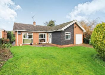 Thumbnail 3 bed detached bungalow for sale in Newlands Drive, Leominster