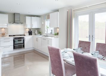 "Thumbnail 3 bedroom detached house for sale in ""Hadley"" at Field Close, Longworth, Abingdon"