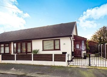 Thumbnail 2 bedroom bungalow for sale in Renshaw Avenue, Eccles, Manchester, Greater Manchester