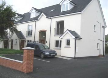 Thumbnail 2 bed flat to rent in The Avenue, Carrickfergus