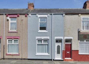 Thumbnail 2 bed terraced house for sale in 7 Charterhouse Street, Hartlepool, Cleveland