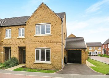 Thumbnail 4 bedroom semi-detached house for sale in Biffin Way, Swaffham