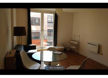 Thumbnail 1 bed flat to rent in Bromsgrove Street, Birmingham