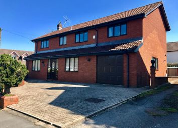 Thumbnail 5 bedroom detached house for sale in Waterloo Terrace Road, Machen, Caerphilly