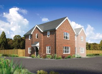 "Thumbnail 3 bed end terrace house for sale in ""Castlewellan"" at Church Road, Warton, Preston"