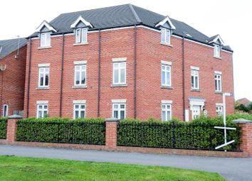 Thumbnail 2 bed flat to rent in Landfall Drive, Hebburn