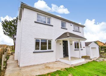 Thumbnail 4 bed detached house for sale in Llantwit Road, St. Athan, Barry