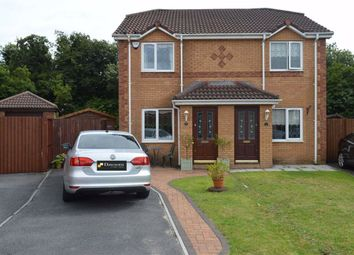 Thumbnail 2 bed semi-detached house for sale in Clos Helyg, Gowerton, Swansea