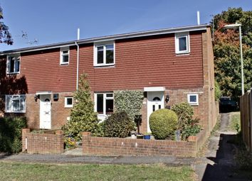 Thumbnail 3 bed end terrace house for sale in Rubens Close, Basingstoke