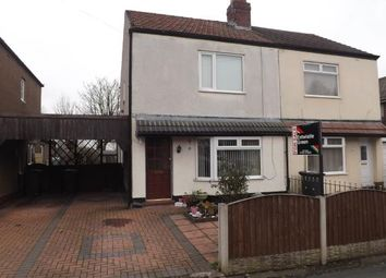 Thumbnail 3 bed semi-detached house for sale in Sycamore Lane, Great Sankey, Warrington, Cheshire