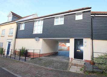 Thumbnail 1 bed flat to rent in Shepherd Drive, Colchester