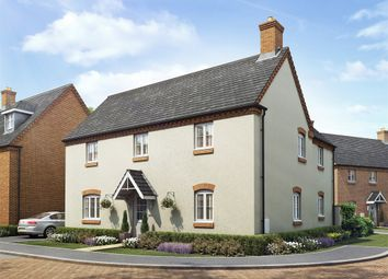 "Thumbnail 4 bedroom detached house for sale in ""The Beech"" at Towcester Road, Old Stratford, Milton Keynes"