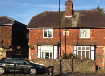 Thumbnail 2 bed semi-detached house to rent in High Street, Brasted