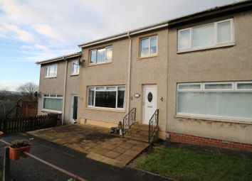 Thumbnail 3 bed terraced house for sale in Moss Path, Baillieston