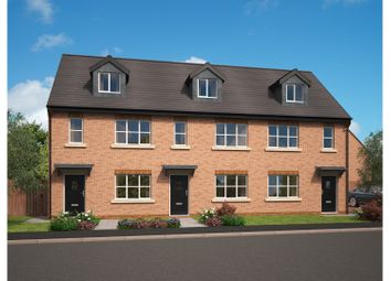 Thumbnail 3 bed end terrace house for sale in Mossgate, Heysham