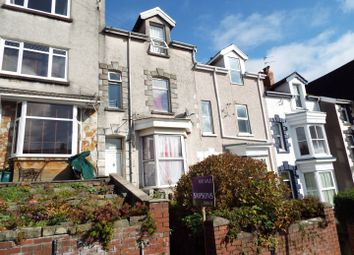 Thumbnail 5 bedroom terraced house for sale in 16 Glanmor Crescent, Uplands, Swansea