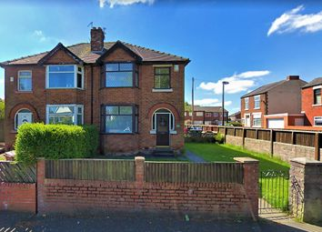 Thumbnail 3 bedroom semi-detached house for sale in New Hall Lane, Preston