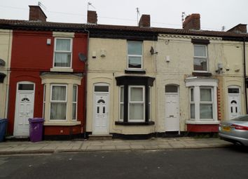 Thumbnail 2 bed terraced house to rent in Jesmond Street, Wavertree, Liverpool