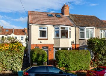 Thumbnail 4 bedroom end terrace house for sale in Doone Road, Horfield, Bristol