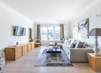 Thumbnail 3 bed flat for sale in Montrose Court, Prince's Gate, London