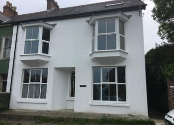 Thumbnail 4 bed semi-detached house for sale in Tenby House, New Hill, Goodwick, Pembrokeshire