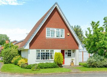 Thumbnail 3 bed detached house for sale in Foxhills Close, Nuneaton