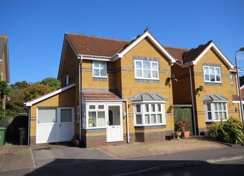 Thumbnail 3 bed detached house for sale in Squires Copse, Peatmoor, Swindon