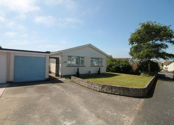 Thumbnail 2 bedroom detached bungalow for sale in Harefield Drive, Stoke Fleming, Dartmouth