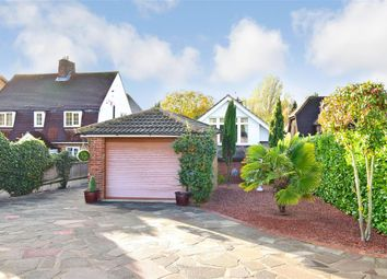 Thumbnail 4 bed detached house for sale in Wrotham Road, Istead Rise, Kent