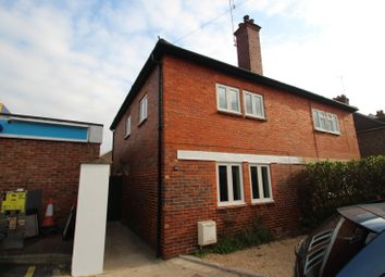 Thumbnail 2 bed property to rent in Findon Road, Findon Valley, Worthing