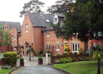Thumbnail 1 bed flat for sale in Norcliffe Hall Mews, Altrincham Road, Styal, Cheshire