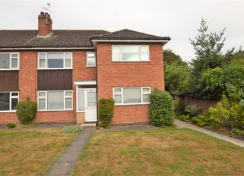 Thumbnail 2 bed maisonette for sale in Milton Close, Bentley Heath, Solihull