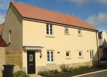 Thumbnail 2 bed maisonette for sale in Aquarius Court, Swindon