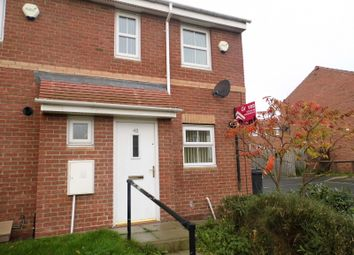 Thumbnail 2 bed property to rent in Parkside Gardens, Widdrington, Morpeth