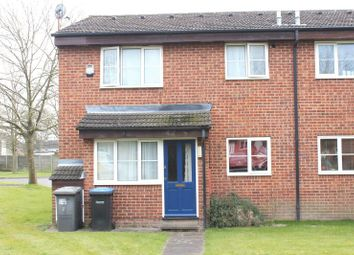 Thumbnail 1 bed terraced house to rent in Sycamore Walk, Englefield Green, Egham