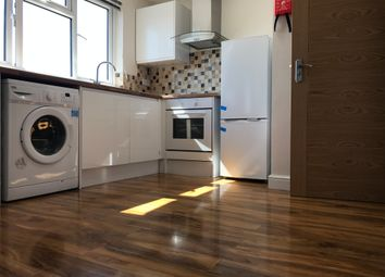 Thumbnail 1 bed flat to rent in West Way, Neasden